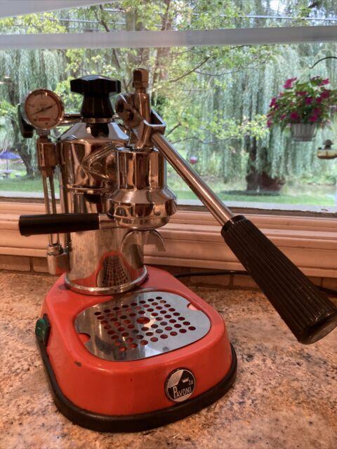 La Pavoni Professional Premillenium Coffee Lever Espresso Machine-james Bond