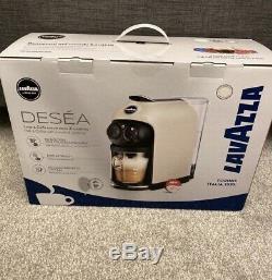 Lavazza Desea Pod Coffee Machine Capsule Cappuccino/Espresso Cream 18000394