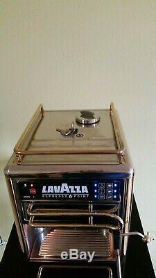 Lavazza Espresso Point Machine Coffee cappuccino