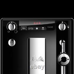 MELITTA Caffeo Solo & Perfect Milk. Bean to Cup Coffee Machine Black E 957-101