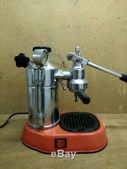 Macchina caffè La Pavoni Professional vintage coffee maker espresso cappuccino