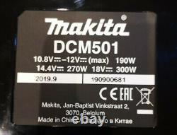 Makita DCM501 10.8v / 18v CXT LXT Cordless Coffee Maker Machine Bare Unit NEW