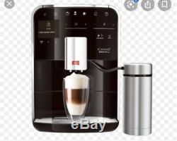 Melitta Caffeo Barista TSP Bean To Coffee Used Missing Milk Hose EU Plug
