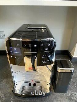 Melitta F85/0-101 Barista TS Smart Coffee Machine, 1450 W, 1.8 litres, Silver