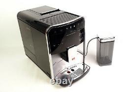 Melitta F85/0-101 Barista TS Smart Coffee Machine, 1450 W, Silver