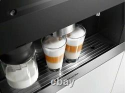 Miele 24 Whole Bean Plumbed Build-in Coffee System Model Cva6405 Brand New