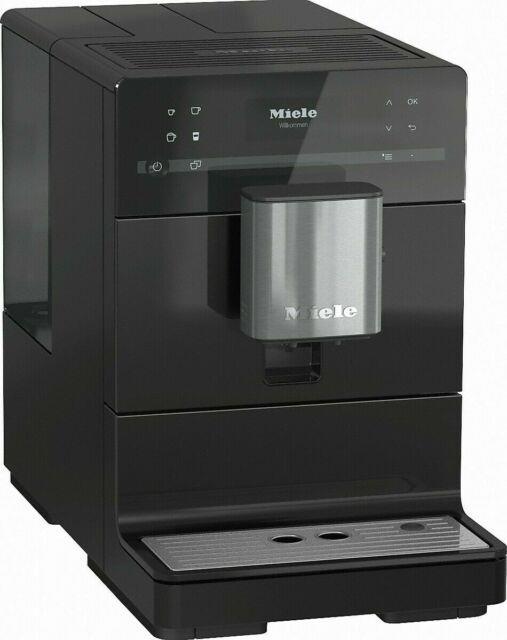 Miele Cm5300 Bean-to-cup Coffee Machine, Obsidian Black