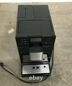 Miele CM5300 Countertop Whole Bean Coffee & Espresso Machine in Obsidian Black