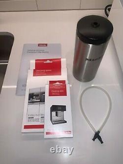 Miele CM6350 Coffee Machine White