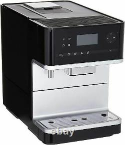 Miele CM6350 Coffee Machine with OneTouch for Two Black