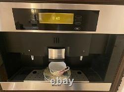 Miele CVA 4075 Built In Coffee Machine