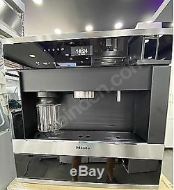 Miele CVA 6401 Built-in coffee machine, Clean Touch Steel, free shipping