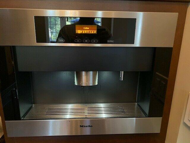 Miele Coffee System Cva 4066 Built In Espresso Coffee Maker