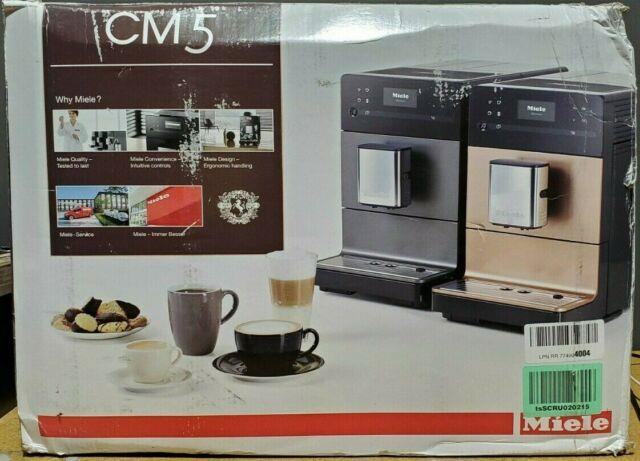Miele Countertop Coffee Machine Cm5300