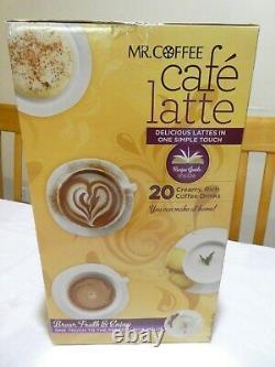 Mr. Coffee Cafe Latte Maker Model BVMC-EL1 unopened brand new factory sealed box