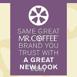 Mr. Coffee ECMP1000 Café Barista Espresso/Cappuccino Latte Cafetera Brew Milk