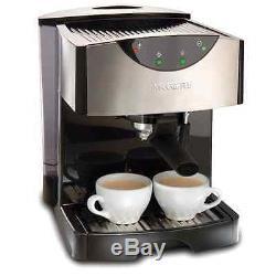 Mr. Coffee Espresso Cappuccino Maker Coffee Machine Office Home Dorm Kitchen NEW