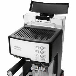 Mr Coffee Espresso Coffee Maker Cappuccino Latte 15 Bar Programmable Machine NEW