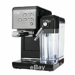Mr. Coffee One-Touch CoffeeHouse Espresso / Cappuccino Machine 19 Bar 1040 Watt