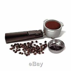 Mr. Coffee Semi Automatic Cafe Barista Espresso and Cappuccino Maker, Silver