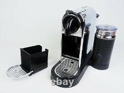 NESPRESSO by Magimix CitiZ & Milk Coffee Machine Chrome