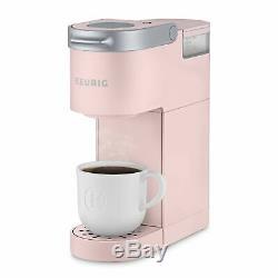 NEW Keurig K-Mini Single Serve K Cup Coffee Maker PINK DUSTY ROSE