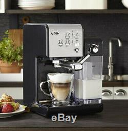NEW Mr. Coffee One-Touch CoffeeHouse Espresso and Cappuccino Machine
