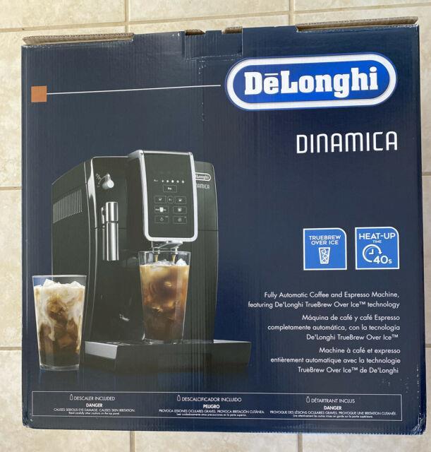 Nib Delonghi Dinamica Fully Automatic Coffee And Espresso Machine