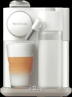Nespresso EN650W Grand Lattissima Sunshine White Capsule Coffee Machine