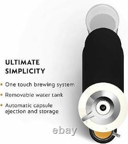 Nespresso ENV120WAE Vertuo Next Coffee/Espresso Maker, Machine + Aeroccino White