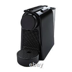 Nespresso Essenza Mini Espresso Coffee Machine Black with Capsules Pods