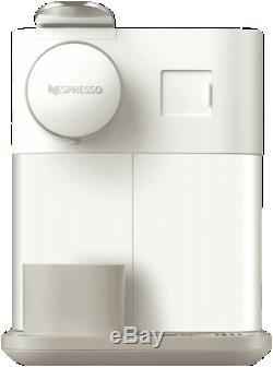 Nespresso Grand Lattissima Sunshine White Capsule Coffee Machine EN650W