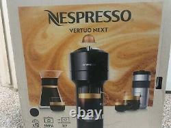 Nespresso Vertuo Next Coffee & Espresso Machine, Black