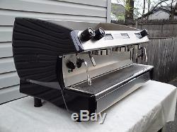 New Elite 3 Group Espresso Expresso Machine Cappuccino Latte Coffee