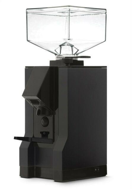 New Eureka Mignon Manuale 50mm Burrs Electric Espresso Coffee Grinder Black 220v