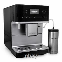 New Miele CM6350 OneTouch Benchtop Countertop Espresso Coffee Machine Black