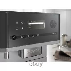 New Miele CM6350 OneTouch Programmable Custom Profiles Countertop Coffee System
