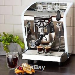 Nuova Simonelli Musica LUX Espresso &Cappuccino Coffee Machine Maker Direct Plug