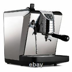 Nuova Simonelli Oscar II Espresso Machine Pour Over Black