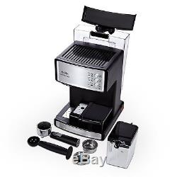 OpenBox Mr. Coffee Cafe Barista Espresso and Cappuccino Maker, Silver