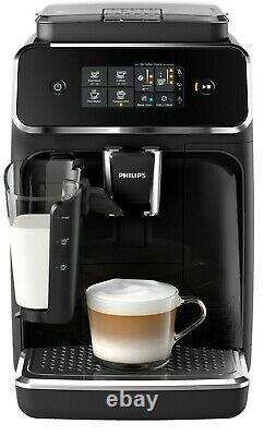 PHILIPS EP 2231/40 2200 LatteGo, coffee machine 1.8 liter water tank 15 bar