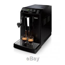 PHILIPS HD 8824/01 3000 Series automatic Cappuccino Espresso coffee maker black