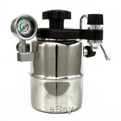 POPULARCoffee Maker Bellman CX25P Stovetop Espresso Coffee Maker & Milk Steamer