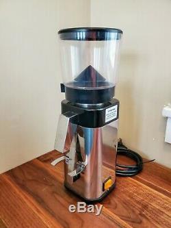 Pasquini K2 Doserless Coffee Burr Grinder Excellent Condition