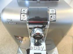 Philips Saeco Espresso & Cappuccino Perfetto Stainless Steel Coffee Machine
