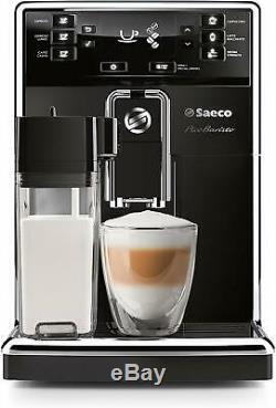 Philips Saeco PicoBaristo HD8925/01 Super Automatic Coffee Maker Ceramic Grinder