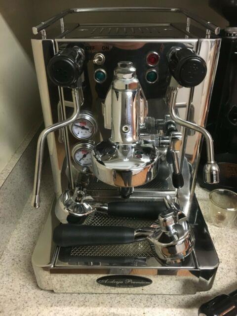 Quick Mill La Andreja Premium Espresso & Cappuccino Machine Coffee Maker