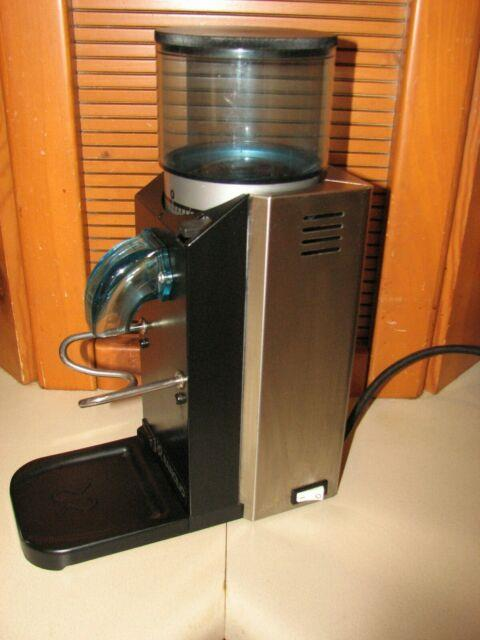 Rancilio Rocky Doserless Burr Grinder Easily Adjustable For Any Coffee Machine