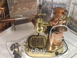 RARE La Pavoni Professional Premillenium PRG coffee lever espresso machine