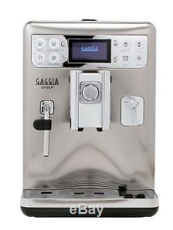 Refurbished Gaggia Babila One-Touch Coffee and Espresso Machine